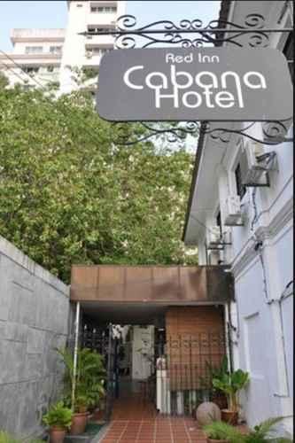 LOBBY Red Inn Cabana
