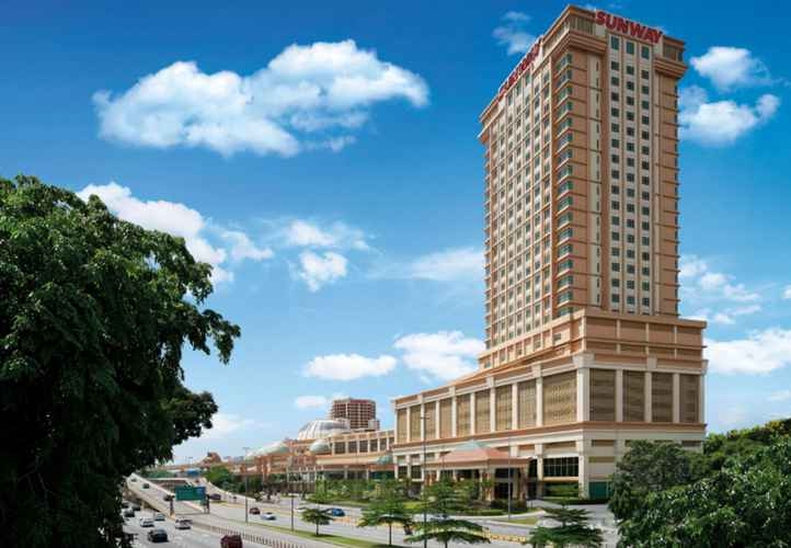 EXTERIOR_BUILDING Sunway Clio Hotel @ Sunway Pyramid Mall