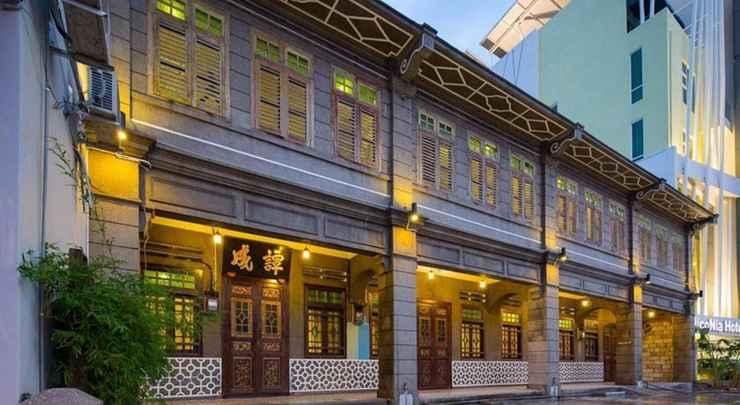 EXTERIOR_BUILDING Sovereign Hotel Penang