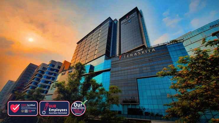 EXTERIOR_BUILDING Teraskita Hotel Jakarta managed by Dafam