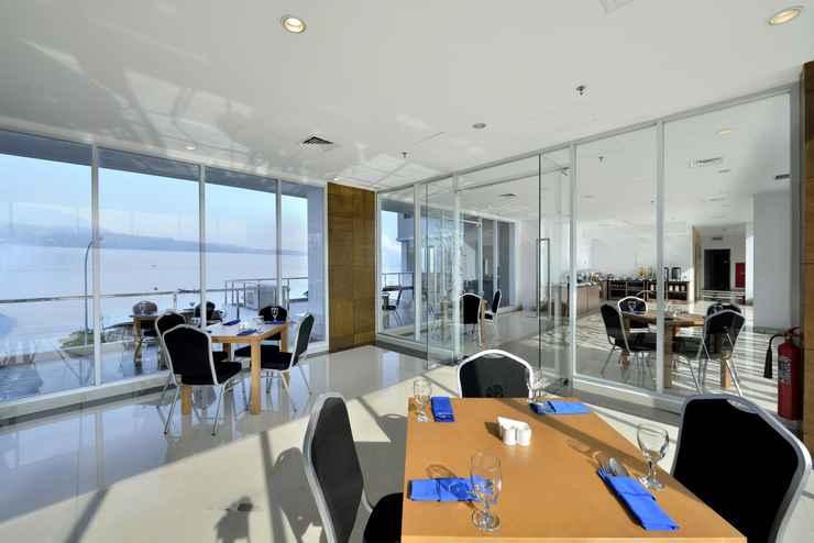 RESTAURANT Whiz Prime Hotel Megamas Manado