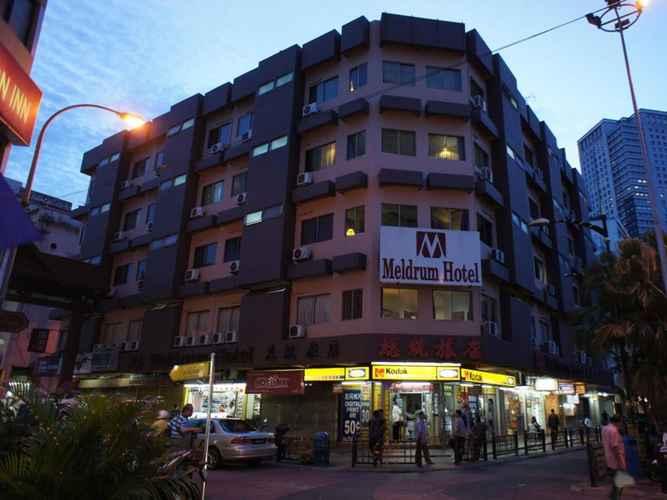 EXTERIOR_BUILDING Meldrum Hotel