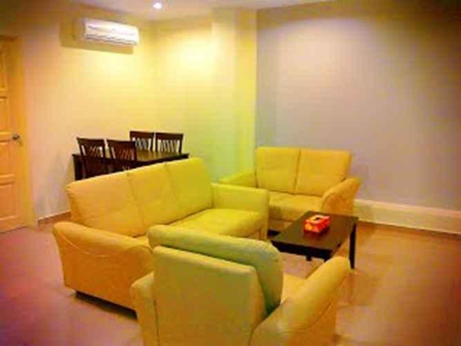 BEDROOM Malacca Service Apartment