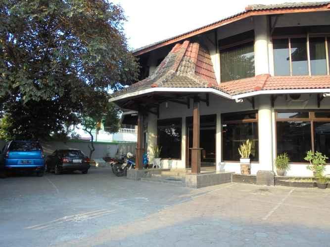 EXTERIOR_BUILDING Hotel Rajadani Malioboro
