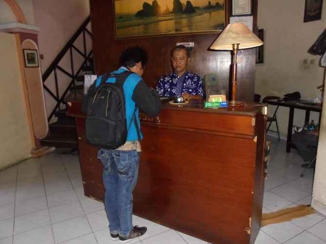 LOBBY Hotel Rajadani Malioboro