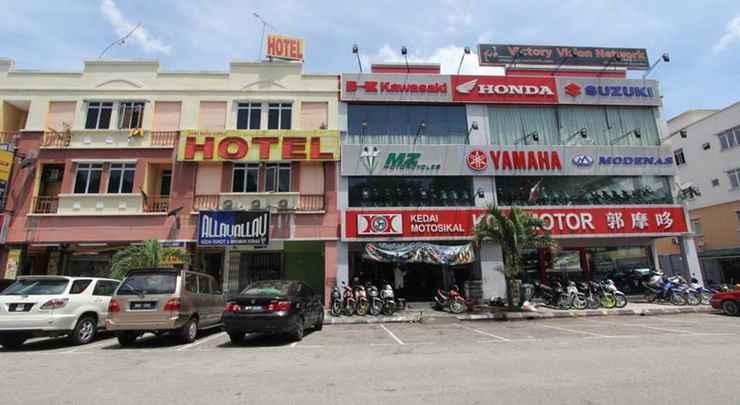 EXTERIOR_BUILDING Batu Caves Budget Hotel (ARK)