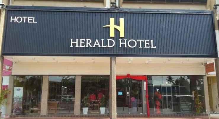 EXTERIOR_BUILDING Herald Boutique Hotel