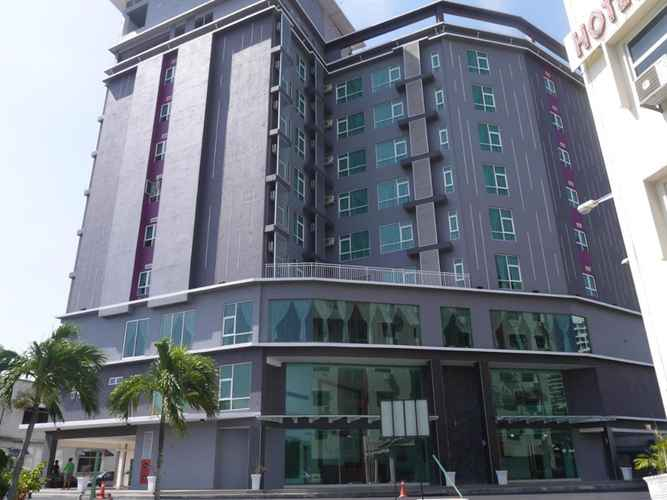 EXTERIOR_BUILDING Midcity Hotel Melaka