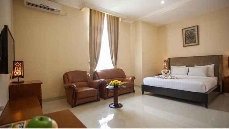 BEDROOM Rosalia Indah Hotel
