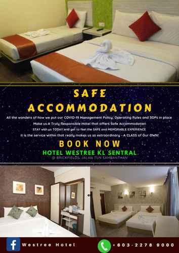HYGIENE_FACILITY Hotel Westree KL Sentral