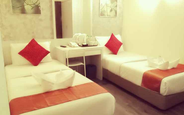 Hotel Westree KL Sentral Kuala Lumpur - Superior Twin