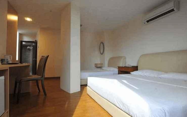 Hotel Ambassador Bukit Bintang Kuala Lumpur - Family Room
