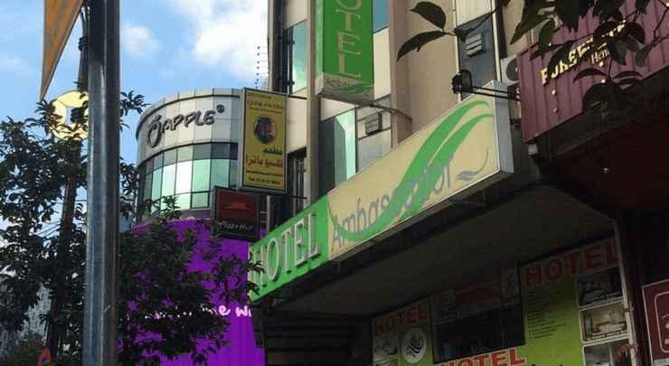 EXTERIOR_BUILDING Hotel Ambassador Bukit Bintang