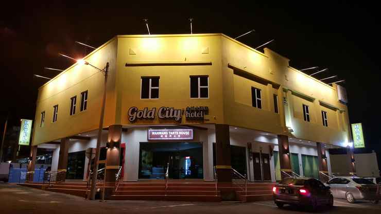 EXTERIOR_BUILDING Hotel Goldcity
