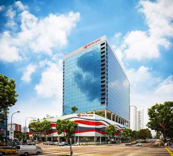 EXTERIOR_BUILDING Hotel Boss