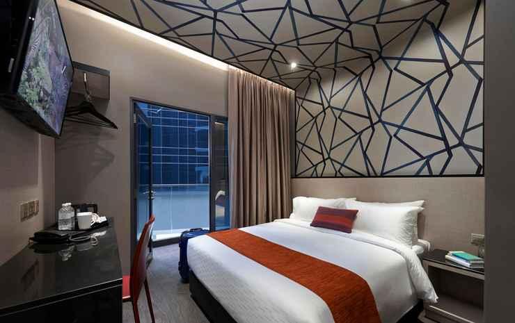 Hotel Boss Singapore - Superior Double Room With Breakfast (Balcony)