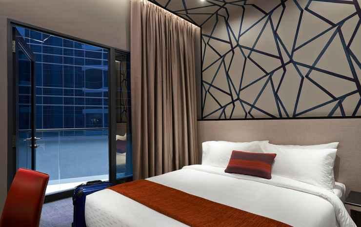 Hotel Boss Singapore - Superior Double Room With Halal Breakfast (Balcony)