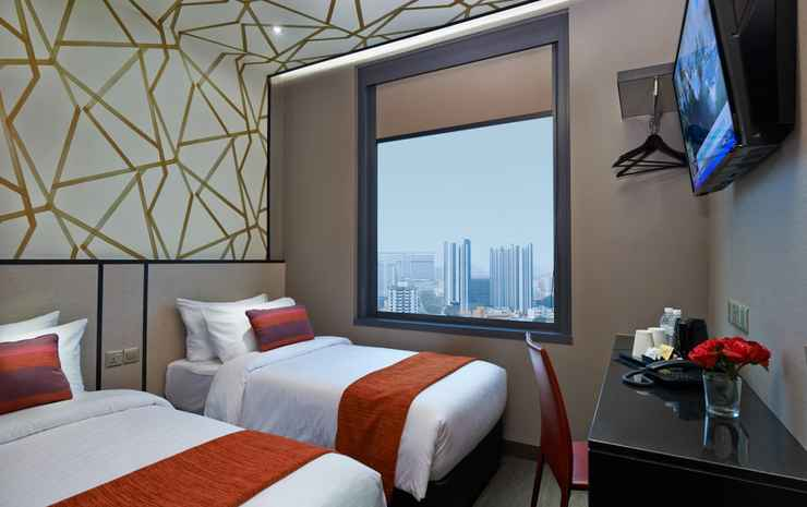 Hotel Boss Singapore - Superior Twin City View - Non Refundable