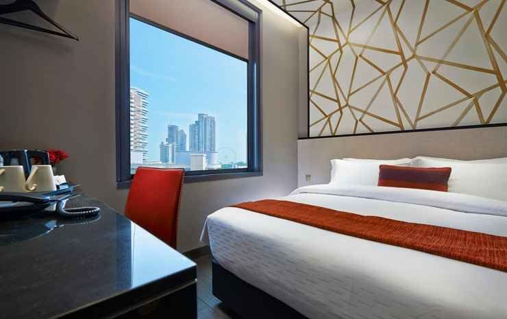 Hotel Boss Singapore - Superior Double Room Only (City View)