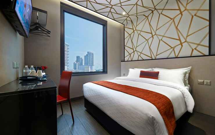 Hotel Boss Singapore - Superior Double City View - Non Refundable