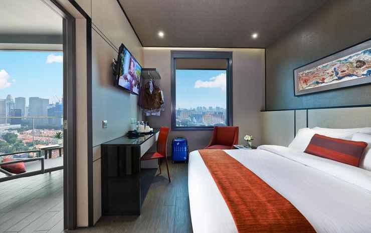 Hotel Boss Singapore - Premier Double Balcony - Non Refundable