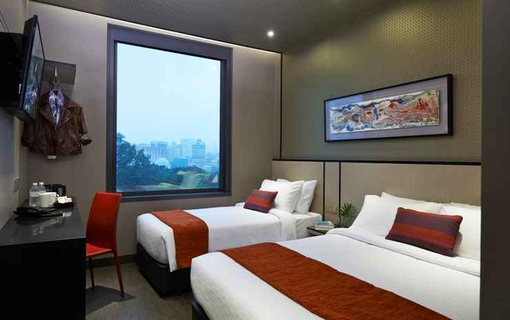 Hotel Boss Singapore - Triple Room Only