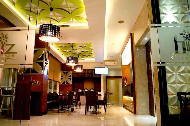 LOBBY Biz Boulevard Hotel Manado