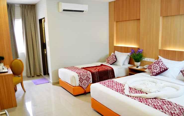 Easy Hotel Kuala Lumpur Sentral Kuala Lumpur - Deluxe Triple Room Only