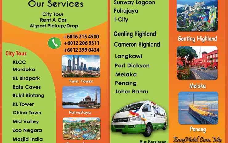 Easy Hotel Kuala Lumpur Sentral Kuala Lumpur -