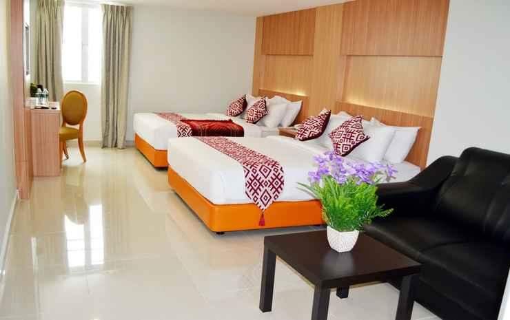 Easy Hotel Kuala Lumpur Sentral Kuala Lumpur - Deluxe Family Room Only