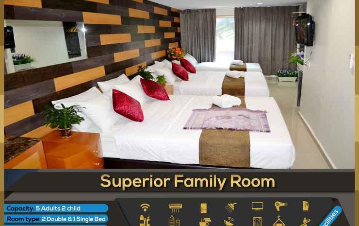Easy Hotel Kuala Lumpur Sentral Kuala Lumpur - Superior Family Room Only