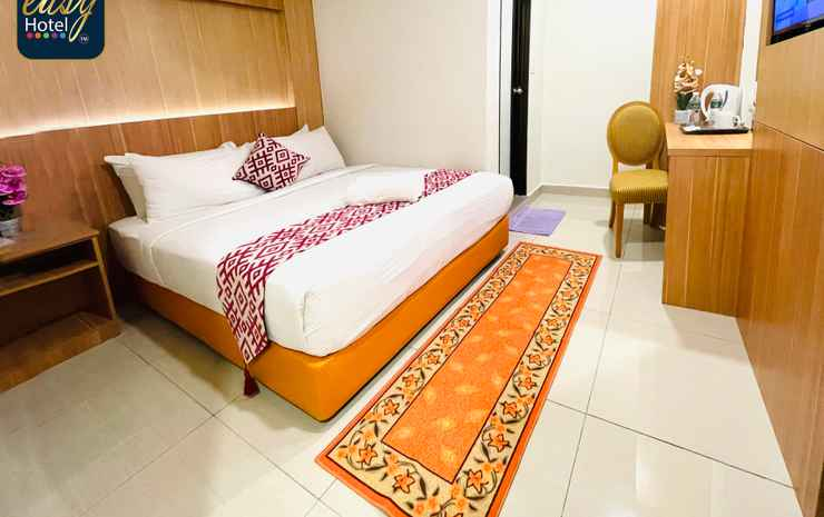 Easy Hotel Kuala Lumpur Sentral Kuala Lumpur - Deluxe Queen Room Only