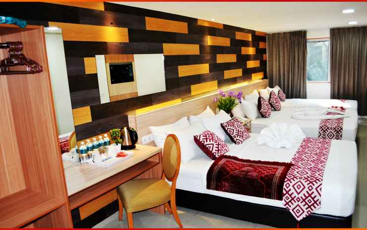 Easy Hotel Kuala Lumpur Sentral Kuala Lumpur - Superior Family Room