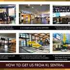 EXTERIOR_BUILDING Easy Hotel Kuala Lumpur Sentral
