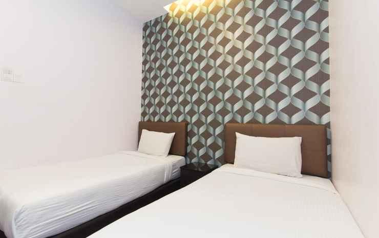 Palazzo Hotel Johor - Standard Twin Room
