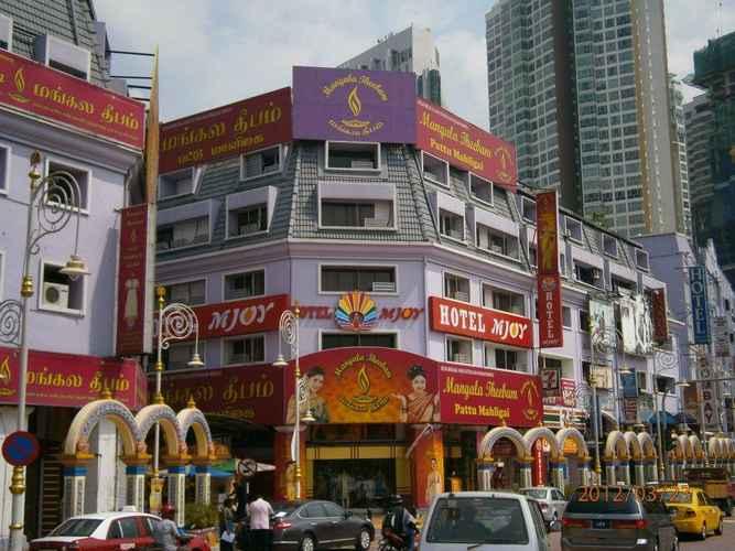 EXTERIOR_BUILDING Mjoy Hotel Sdn Bhd