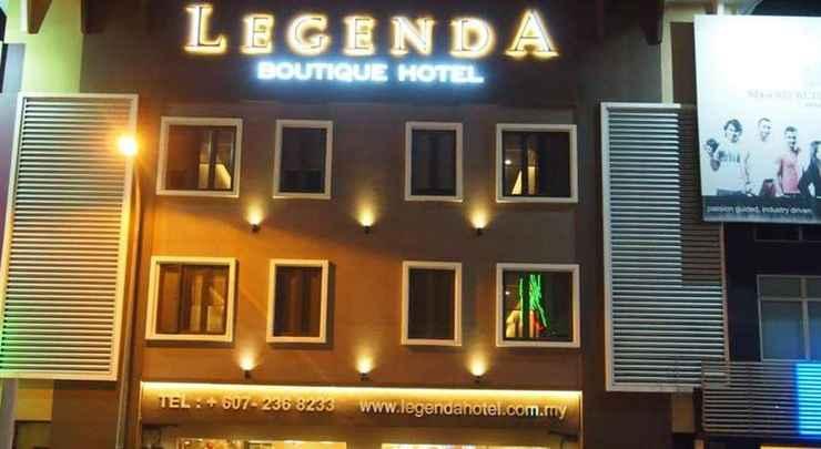 EXTERIOR_BUILDING Legenda Boutique Hotel
