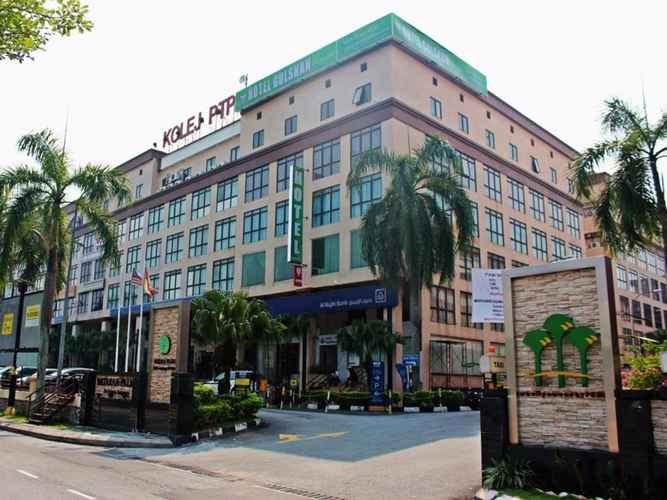 EXTERIOR_BUILDING Hotel Gulshan