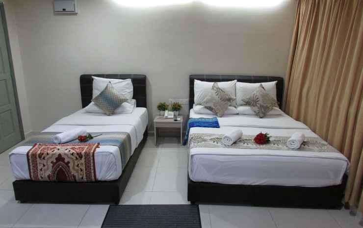Hotel Safari Kuala Lumpur - Deluxe Triple Room