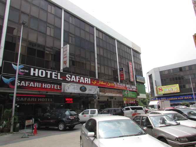 EXTERIOR_BUILDING Hotel Safari