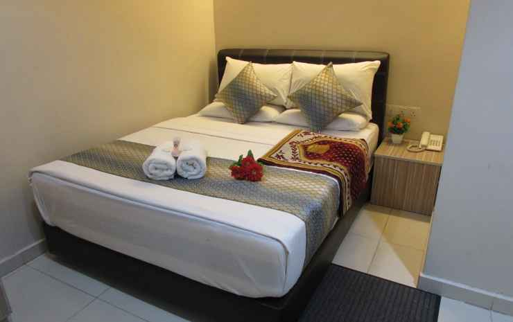 Hotel Safari Kuala Lumpur - Deluxe Double Room