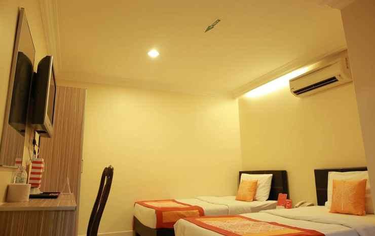 Hotel Safari Kuala Lumpur - Deluxe Twin Room