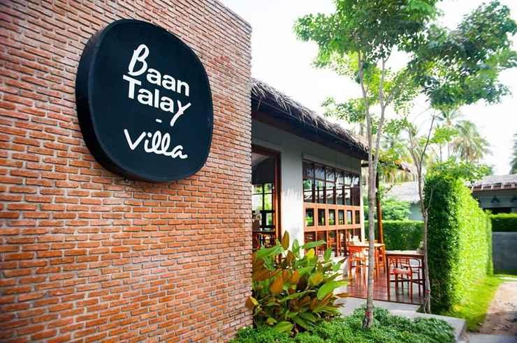LOBBY Baan Talay Pool Villa