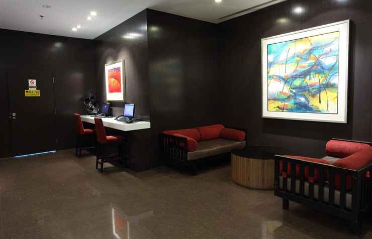 LOBBY Value Hotel Thomson - Staycation Approved