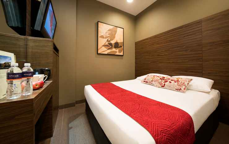 Value Hotel Thomson - Staycation Approved Singapore - Standard Double Room Only