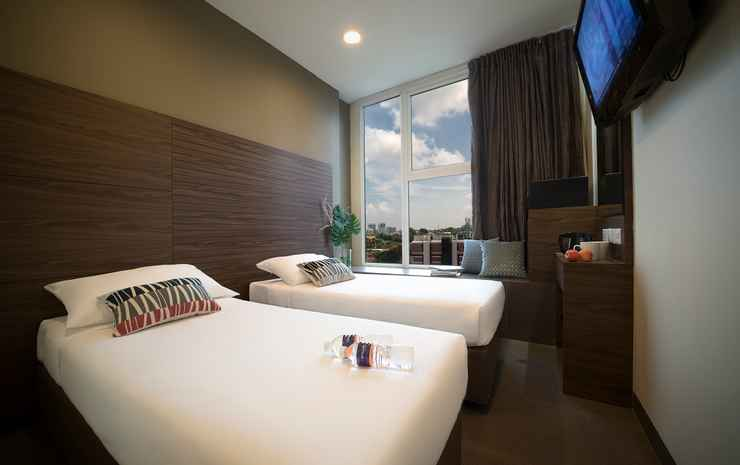 Value Hotel Thomson Singapore - Superior Twin Room Only