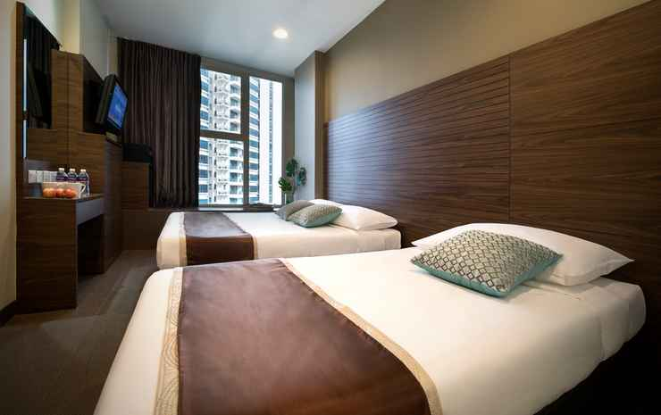 Value Hotel Thomson Singapore - Triple Room Only