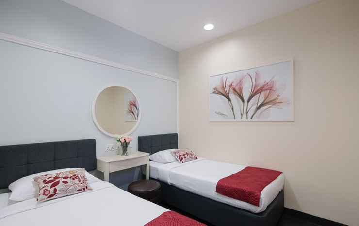 Value Hotel Balestier - Staycation Approved Singapore - Standard Twin Room