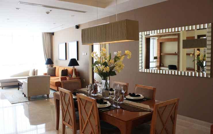 Oakwood Premier Cozmo Jakarta Jakarta - 3 Bedroom Deluxe