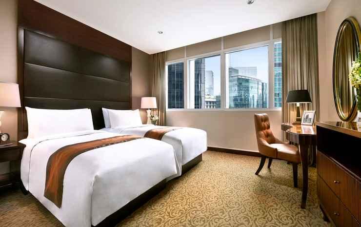 Oakwood Premier Cozmo Jakarta Jakarta - 1 Bed Room Executive Twin